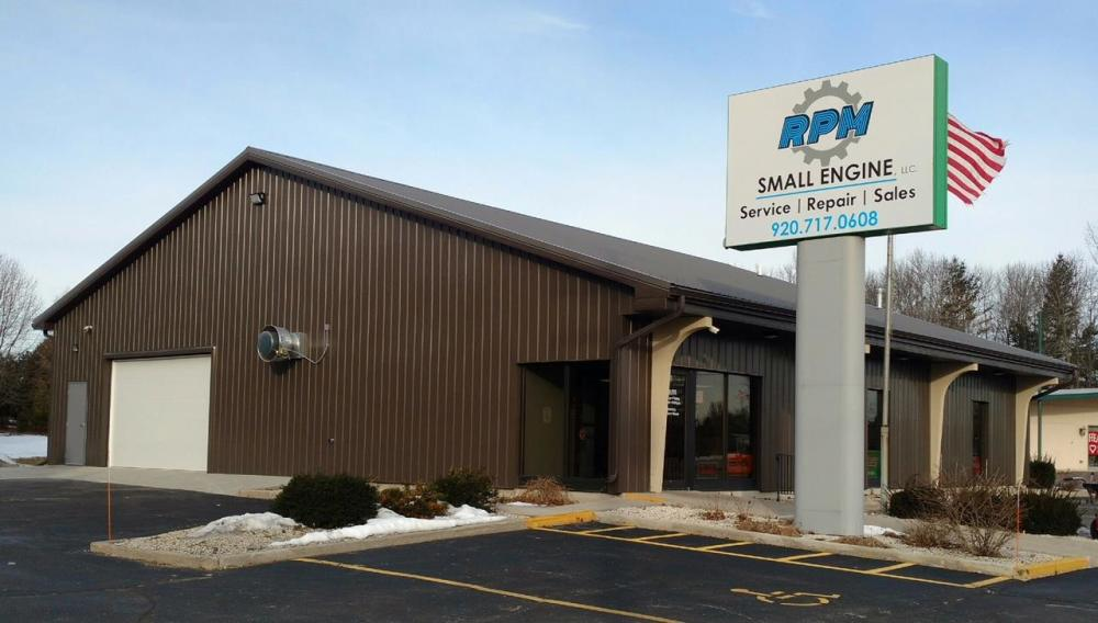 RPM Small Engine Repair Manitowoc, WI